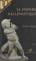 Omslag Le Monde hellénistique