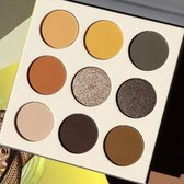 Juvia's Place - The Nomad Oogschaduw Palette