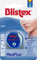 Blistex Med Plus potje - 7 gr - Lippenbalsam