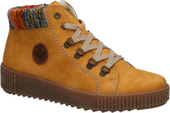 Rieker Gele Boots Dames 38