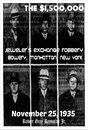 The $1,500,000 Jeweler's Exchange Robbery Bowery, Manhattan, New York November 25, 1935