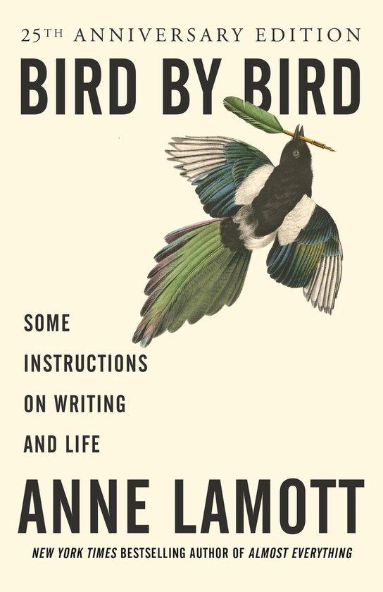 Boek cover Bird By Bird van Anne Lamott (Paperback)