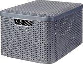 Style Box L+Deksel, Setx3