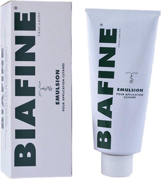 Biafine Emulsion - 186g - Trolamine