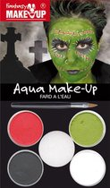 FANTASY Zombie Schminkpakket - Aqua Make-up Schminkset