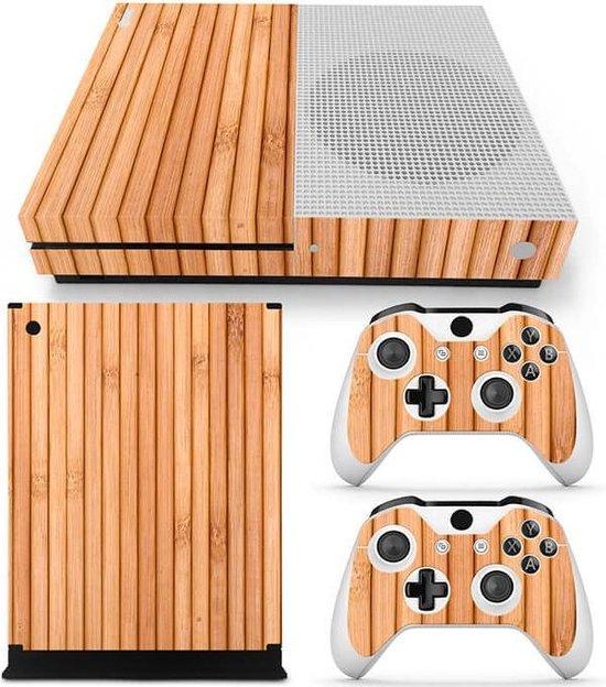 Wood Light – Xbox One S skin