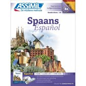 Assimil Spaans zonder moeite - superpack(1 boek+ 4 audio-cd's + 1 USB)
