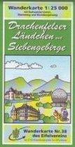 Eifelverein e.V. WK Drachenfelser Laendchen und Siebengebirge 1:25 000 (38)
