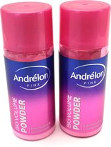 Andrélon Pink Big Volume poeder Duo pack