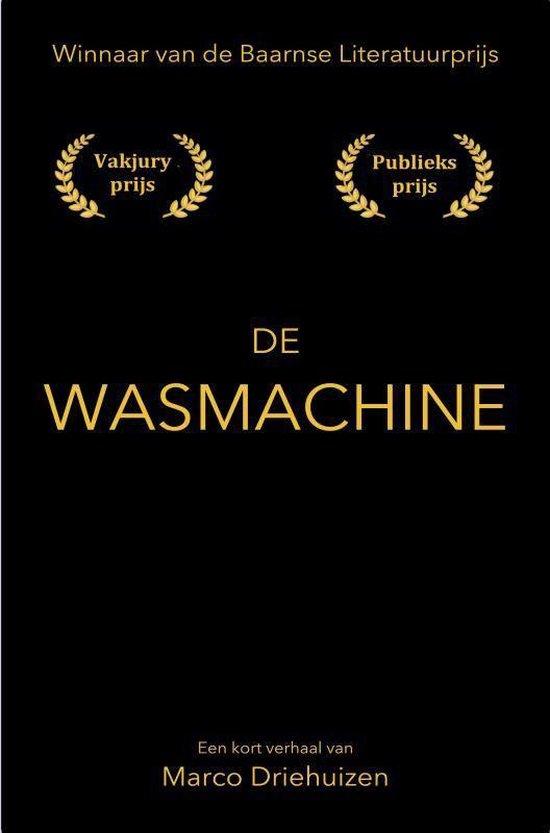 Omslag van De wasmachine