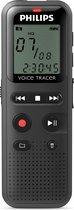 Philips Dvt1150 Internal Memory Black Dictaphone