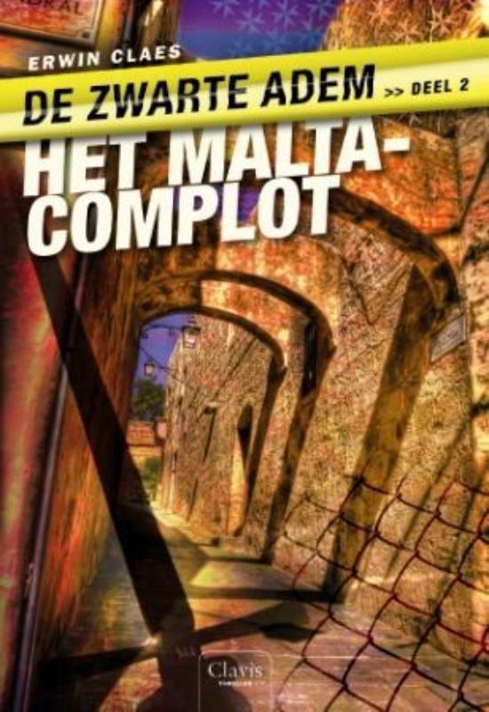 De zwarte adem 2 - Het Maltacomplot - Erwin Claes  