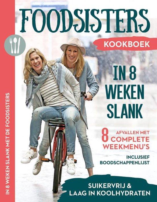 Afbeelding van In 8 weken slank - Foodsisters