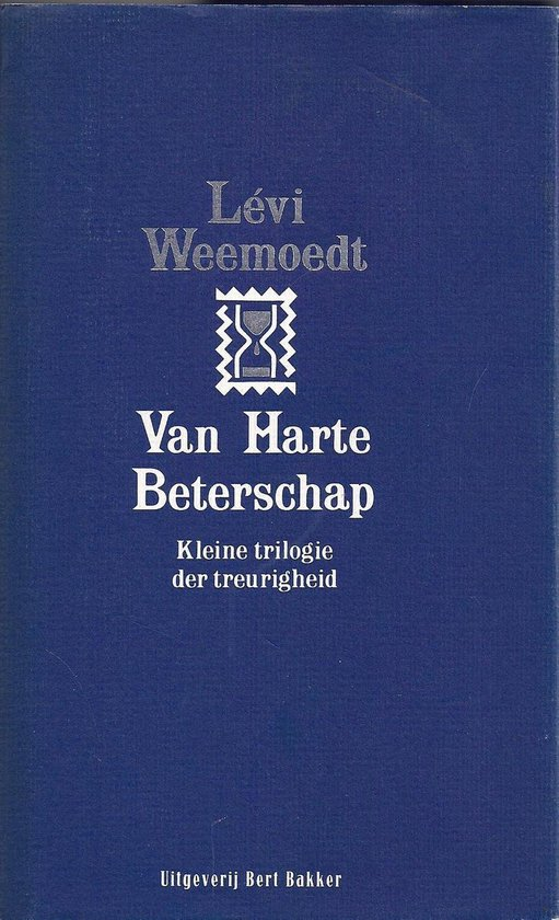 Boek cover Van harte beterschap van Lévi Weemoedt (Hardcover)