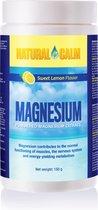 Natural Calm Sweet Lemon magnesium poeder 150 gram