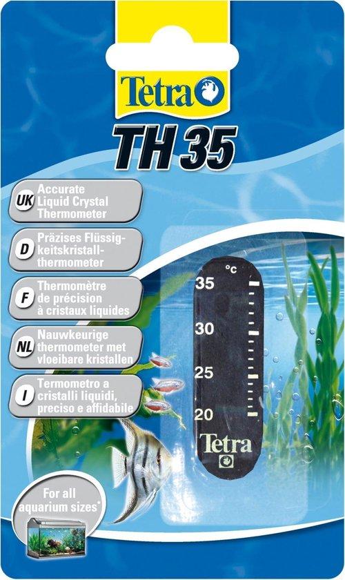 Tetra Tec Th 35 Thermometer aquarium 0-35 graden