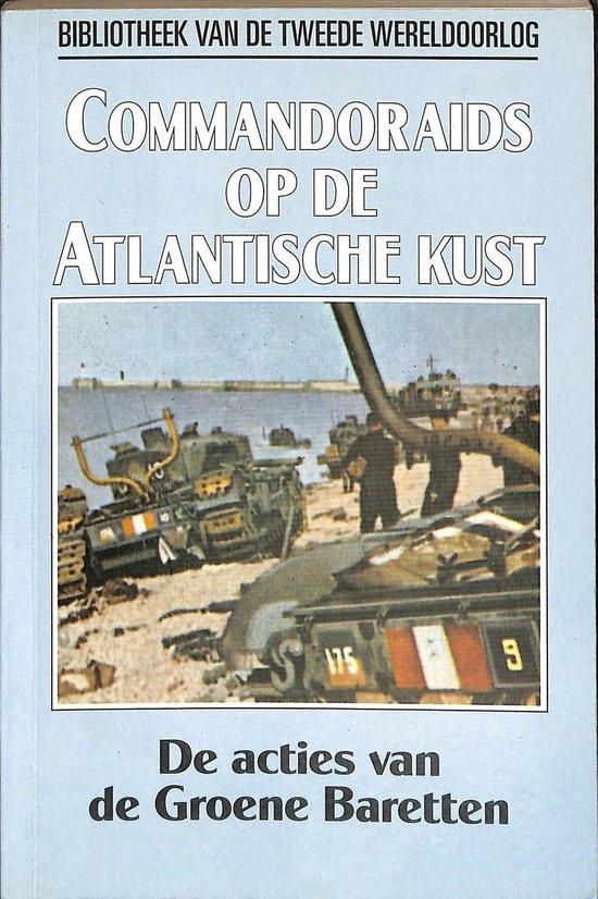 Commandoraids op de Atlantische kust. De acties van de Groene Baretten - Peter Young pdf epub