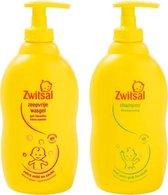 Zwitsal Shampoo met anti-prik formule