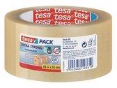 Tesa Tesapack Ultra Strong Verpakkingstape - 66M x 50MM - 1 Stuks - Transparant