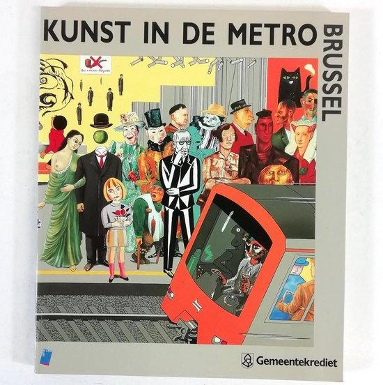 Kunst in de metro - none  
