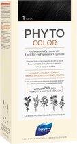 Phyto Phytocolor Permanent Color Haarkleuring 1 1pakket