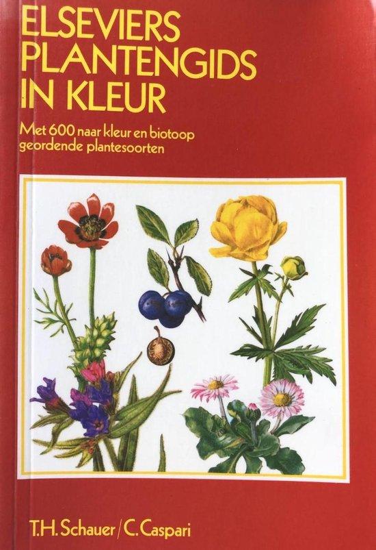 Elseviers plantengids in kleur - Schauer |