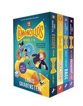 Mr. Lemoncello's Boxed Set