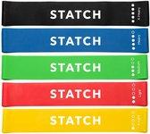 Statch Weerstandsbanden Set - 5 stuks - Incl. Draa