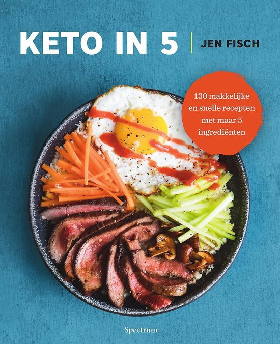 Keto in 5 - Jen Fisch | Readingchampions.org.uk