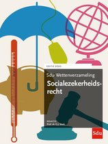 Sdu wettenverzameling  -   Sdu Wettenverzameling Socialezekerheidsrecht 2020