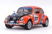 TAMIYA Radiografisch Bestuurbare 1/10 Volkswagen Beetle Rally MF-01X (4WD)