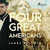 Four Great Americans (unabridged)
