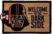 Welcome To The Dark Side Deurmat