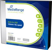 DVD-R MediaRange 4.7GB 5pcs Pack 16x SlimCase