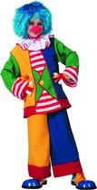 Carnavalskleding Clownspak kind Maat 152