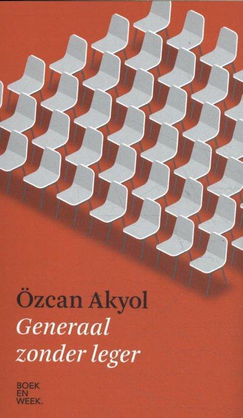 Boekomslag voor Generaal zonder leger