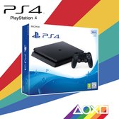 Sony Playstation 4 console 500GB (UK Import)