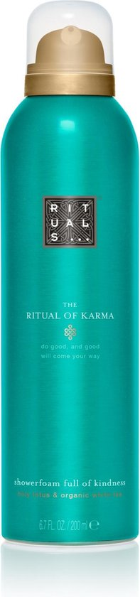RITUALS The Ritual of Karma Foaming Shower Gel - 200 ml