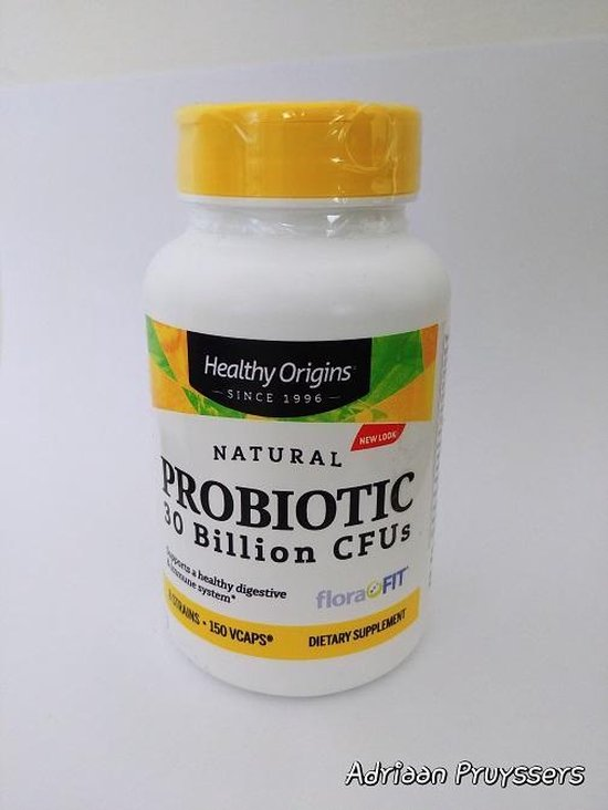 Probiotica, 30 Billion CFU's, 150 Vcaps, Healthy Origins