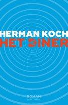 Boek cover Het diner van Herman Koch (Paperback)