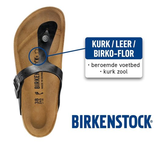 Birkenstock Madrid BF Lack Narrow Dames Slippers - Black - Maat 37 - Birkenstock