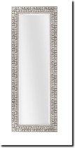 Spiegel Santino Zilver Buitenmaat 77x169cm