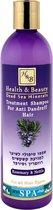 Anti-roos shampoo met brandnetel- & rozemarijnextract
