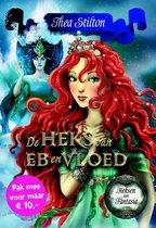 Heksen van Fantasia - Heksen van Fantasia-De Heks van Eb en Vloed (1) set van 2