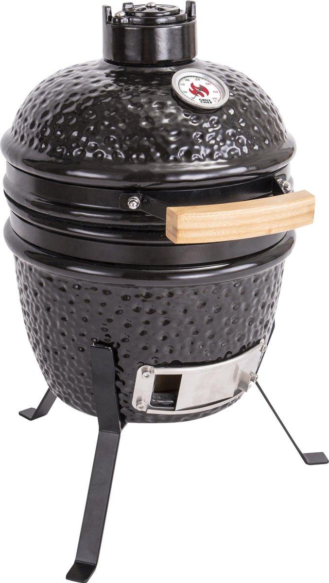 Mini Kamado Grill