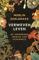 Boek cover Verweven leven van Merlin Sheldrake (Paperback)
