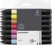 Winsor & Newton promarker™ Set 2 12+1 set