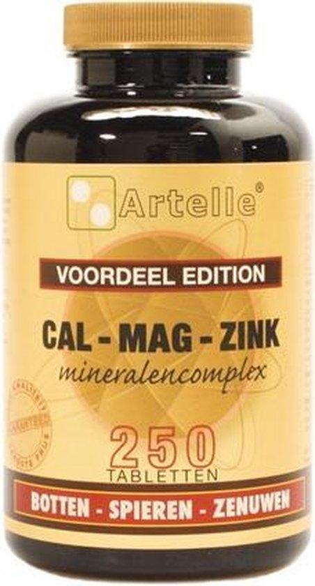 Artelle Calcium/Magnesium/Zink