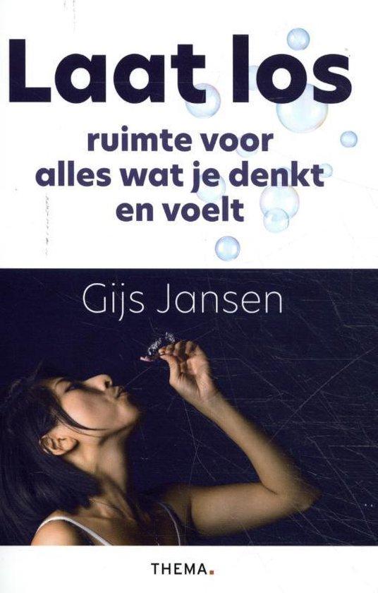 Boek cover Laat los van Gijs Jansen (Paperback)