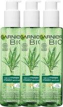 Garnier Bio Detox Reinigingsgel Verfrissende Citroengras - 3 x 150 ml
